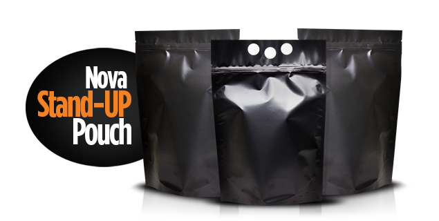 Nova Stand-UP Pouch